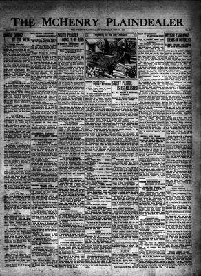 McHenry Plaindealer (McHenry, IL), 20 Nov 1930