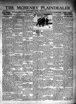 McHenry Plaindealer (McHenry, IL), 19 Feb 1931