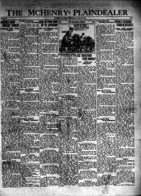 McHenry Plaindealer (McHenry, IL), 16 Jul 1931