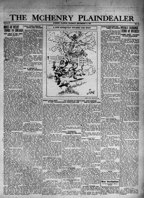 McHenry Plaindealer (McHenry, IL), 15 Sep 1932