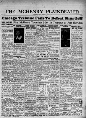 McHenry Plaindealer (McHenry, IL), 8 Jun 1933