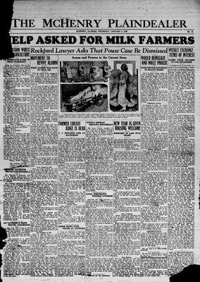 McHenry Plaindealer (McHenry, IL), 3 Jan 1935