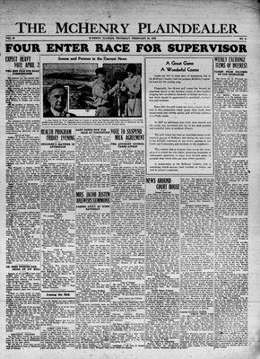 McHenry Plaindealer (McHenry, IL), 28 Feb 1935
