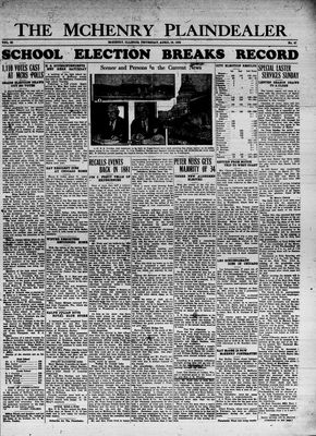 McHenry Plaindealer (McHenry, IL), 18 Apr 1935