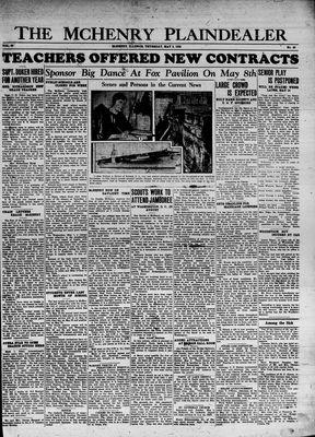 McHenry Plaindealer (McHenry, IL), 2 May 1935