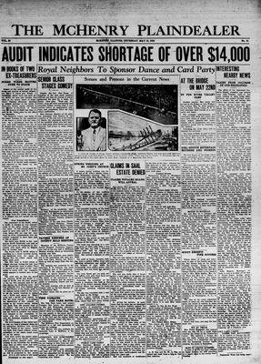 McHenry Plaindealer (McHenry, IL), 16 May 1935