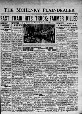 McHenry Plaindealer (McHenry, IL), 26 Sep 1935