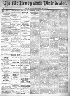 McHenry Plaindealer (McHenry, IL), 23 Jun 1897