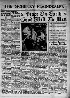 McHenry Plaindealer (McHenry, IL), 23 Dec 1937