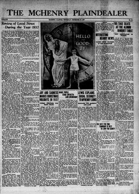 McHenry Plaindealer (McHenry, IL), 30 Dec 1937