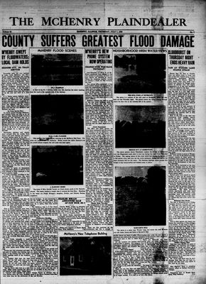 McHenry Plaindealer (McHenry, IL), 7 Jul 1938