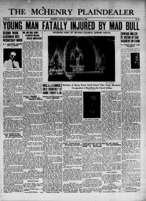 McHenry Plaindealer (McHenry, IL), 26 Jan 1939