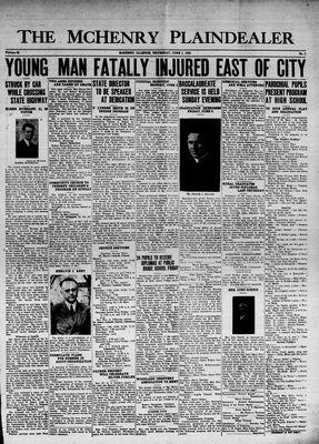 McHenry Plaindealer (McHenry, IL), 1 Jun 1939