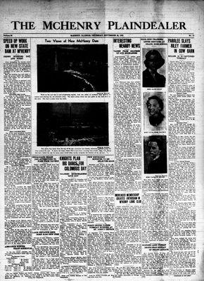 McHenry Plaindealer (McHenry, IL), 28 Sep 1939