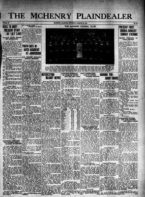 McHenry Plaindealer (McHenry, IL), 20 Mar 1941