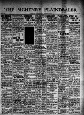 McHenry Plaindealer (McHenry, IL), 18 Sep 1941