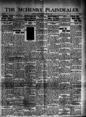 McHenry Plaindealer (McHenry, IL), 9 Oct 1941