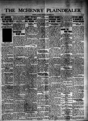 McHenry Plaindealer (McHenry, IL), 23 Oct 1941
