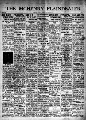 McHenry Plaindealer (McHenry, IL), 23 Apr 1942