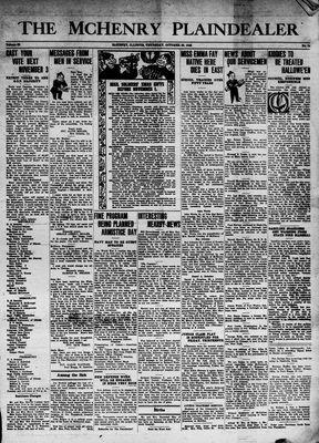 McHenry Plaindealer (McHenry, IL), 29 Oct 1942