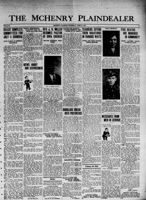 McHenry Plaindealer (McHenry, IL), 17 Jun 1943