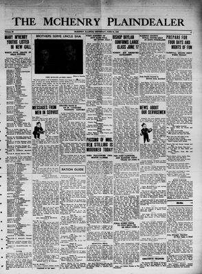 McHenry Plaindealer (McHenry, IL), 24 Jun 1943