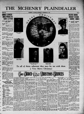 McHenry Plaindealer (McHenry, IL), 23 Dec 1943