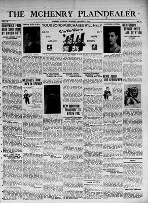 McHenry Plaindealer (McHenry, IL), 27 Jan 1944