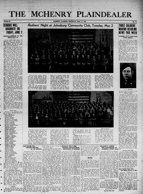 McHenry Plaindealer (McHenry, IL), 11 May 1944