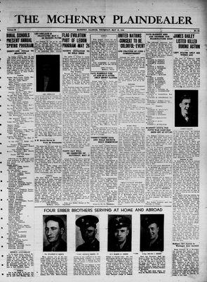 McHenry Plaindealer (McHenry, IL), 18 May 1944