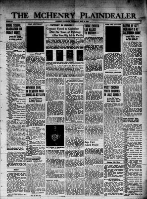 McHenry Plaindealer (McHenry, IL), 10 May 1945