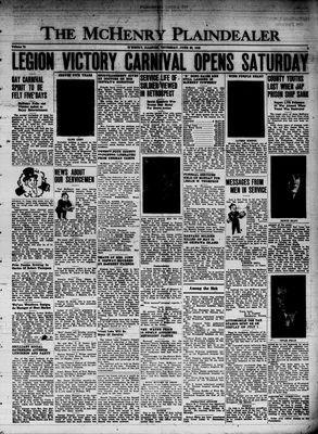 McHenry Plaindealer (McHenry, IL), 28 Jun 1945