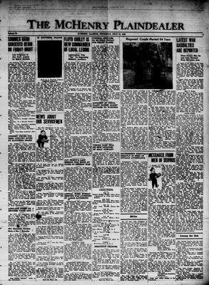 McHenry Plaindealer (McHenry, IL), 12 Jul 1945