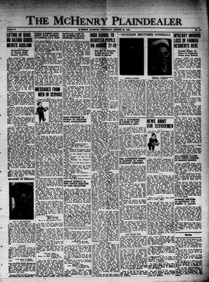 McHenry Plaindealer (McHenry, IL), 23 Aug 1945