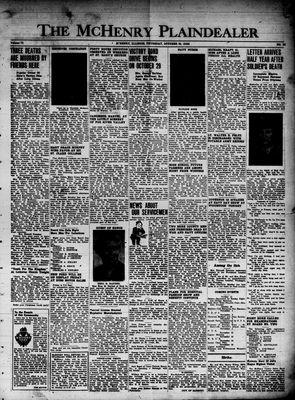McHenry Plaindealer (McHenry, IL), 25 Oct 1945