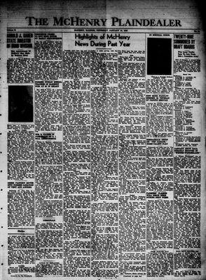 McHenry Plaindealer (McHenry, IL), 10 Jan 1946