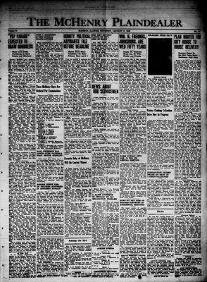 McHenry Plaindealer (McHenry, IL), 17 Jan 1946