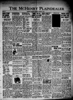 McHenry Plaindealer (McHenry, IL), 14 Mar 1946