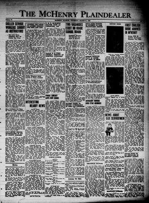 McHenry Plaindealer (McHenry, IL), 21 Mar 1946