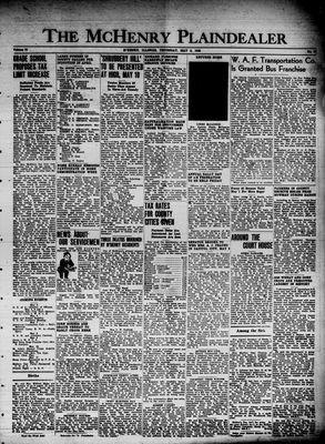 McHenry Plaindealer (McHenry, IL), 2 May 1946