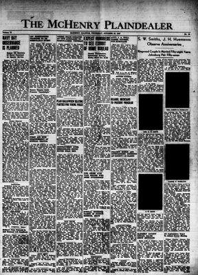 McHenry Plaindealer (McHenry, IL), 23 Oct 1947