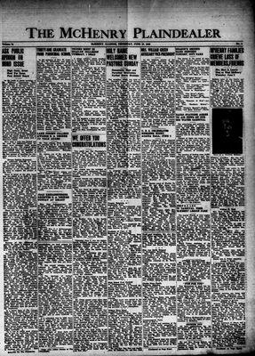 McHenry Plaindealer (McHenry, IL), 10 Jun 1948