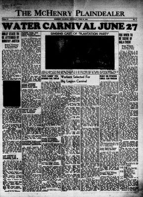 McHenry Plaindealer (McHenry, IL), 24 Jun 1948