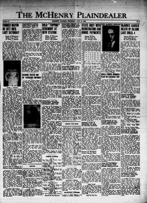 McHenry Plaindealer (McHenry, IL), 15 Jul 1948