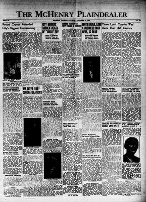 McHenry Plaindealer (McHenry, IL), 21 Oct 1948