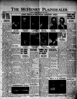 McHenry Plaindealer (McHenry, IL), 22 Jun 1950