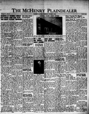 McHenry Plaindealer (McHenry, IL), 4 Oct 1951