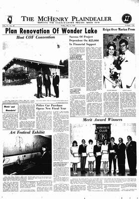 McHenry Plaindealer (McHenry, IL), 10 May 1968