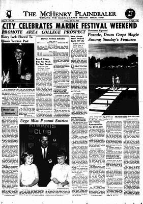 McHenry Plaindealer (McHenry, IL), 19 Jul 1968
