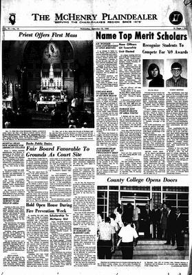McHenry Plaindealer (McHenry, IL), 18 Sep 1968